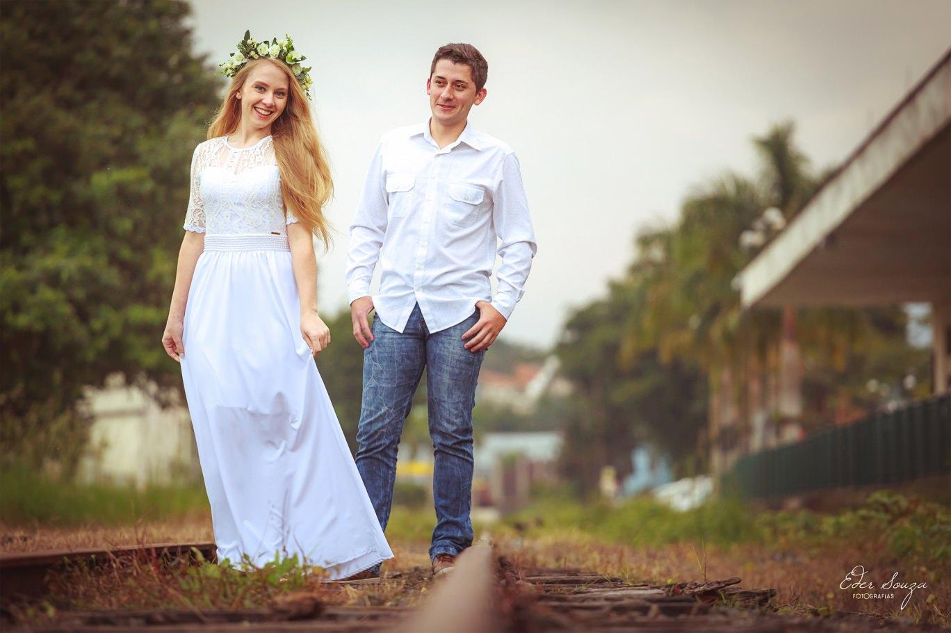 Pré Wedding Darciele e Diego