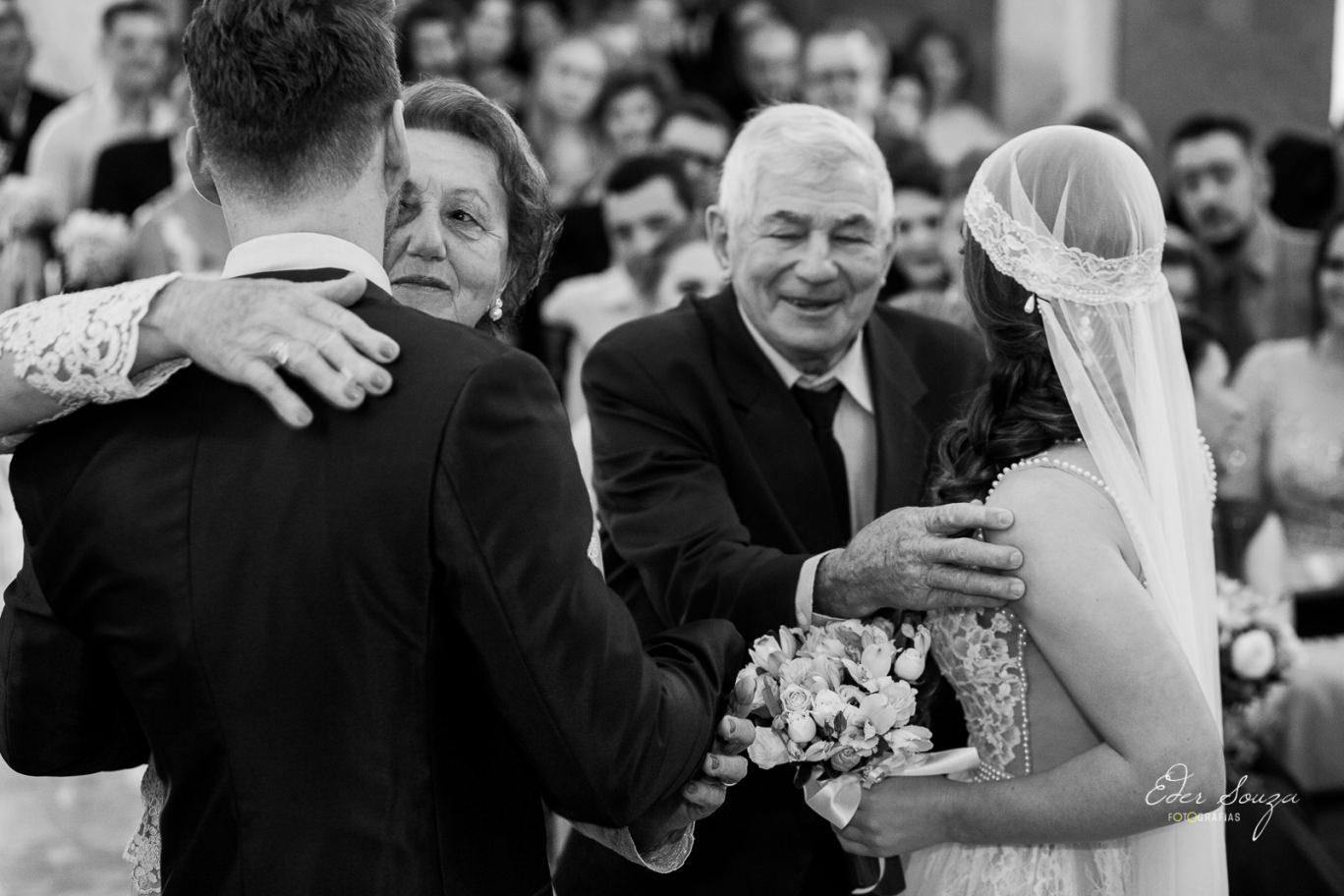 lembranças de familia, casamento