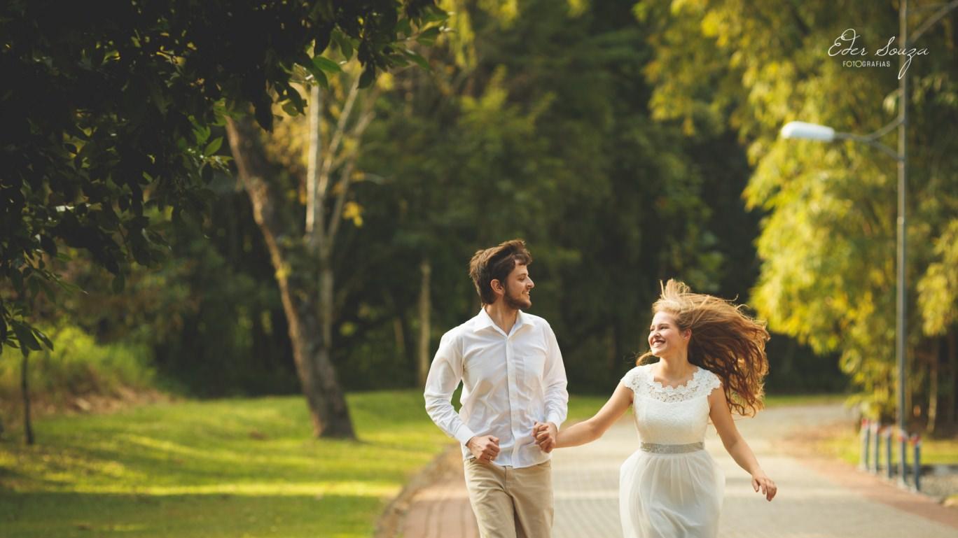 Pré Wedding Rosimari e Gérson