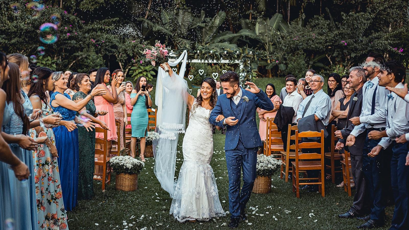 Vestido de Noiva Blumenau