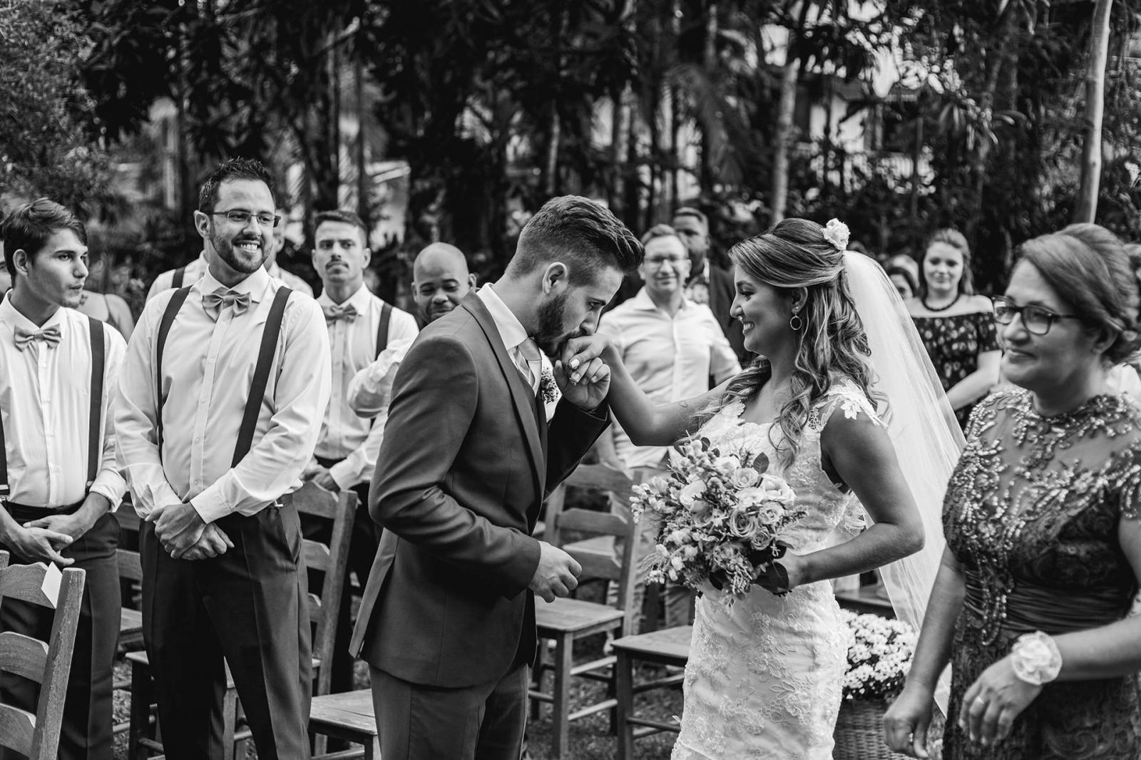 Recanto dos Lados Casamentos em Gaspar-SC